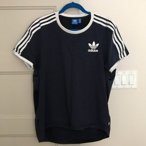 Adidas Jersey Tee with Silky Back
